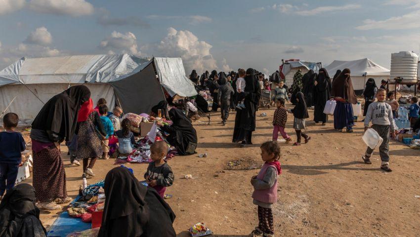 نيويورك تايمز: الظروف السيئة في مخيم الهول تخلق موجة جديدة من التطرف