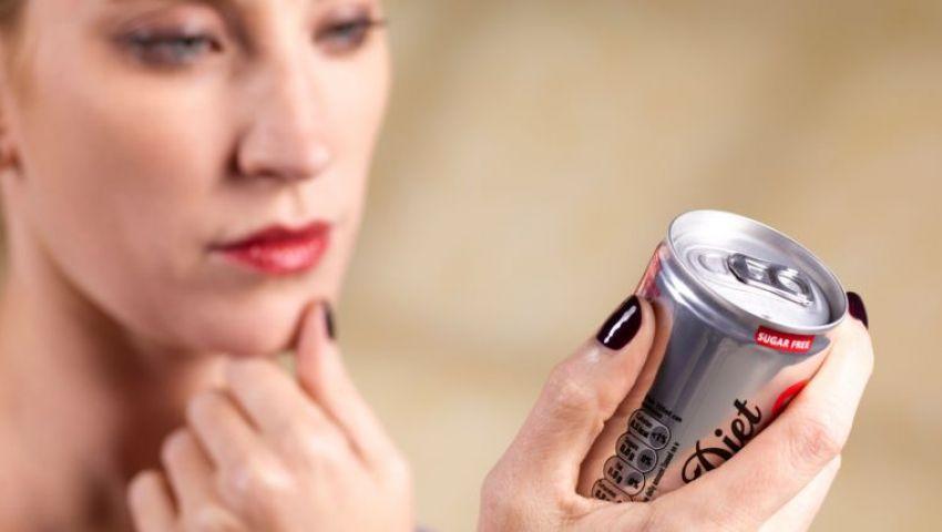 دراسة عالمية تصدم عشاق مشروبات « الدايت»