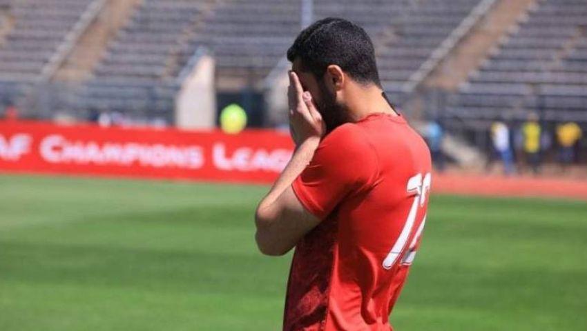 أحمد فتحي يختتم مشواره مع الأهلي بمفاجأة سعيدة