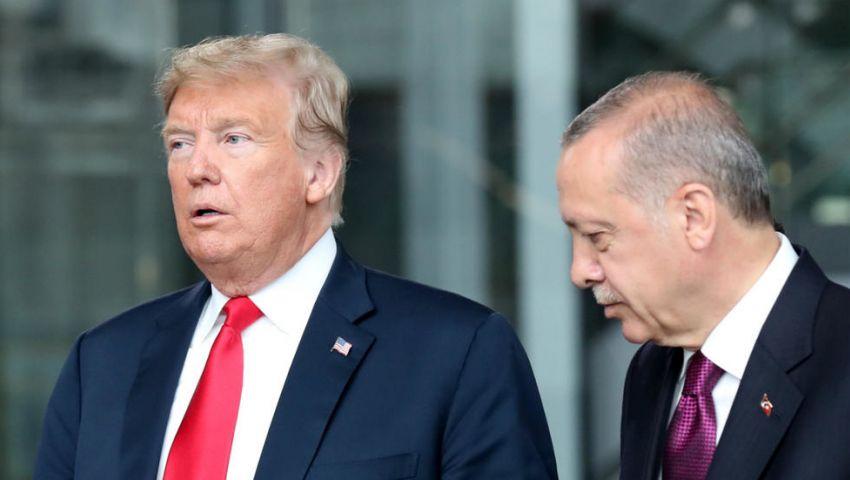 «لا تكن غبيًّا».. نص رسالة ترامب لأردوغان بعد نبع السلام (صورة)