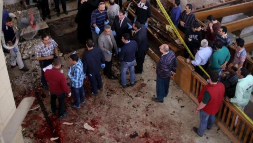 الصحة : 44 قتيلًا و 126 مصابًا الحصيلة الأخيرة لتفجير الكنيستين