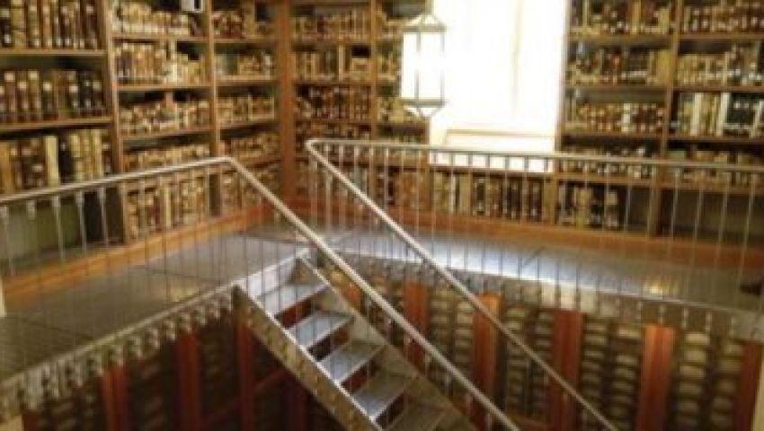 انفوجراف |  في 9 معلومات .. تعرف على مكتبة دير سانت كاترين