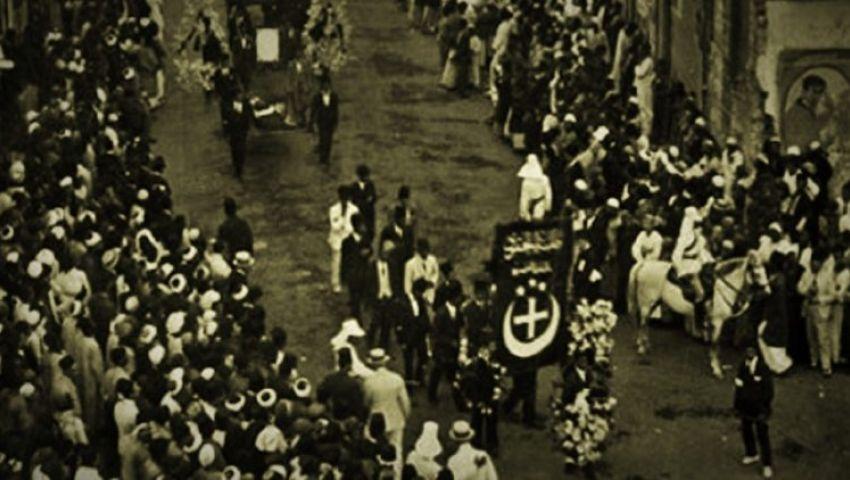 صور نادرة وأغانٍ.. «التحرير لاونج» يكشف الأوراق المنسية لثورة 19