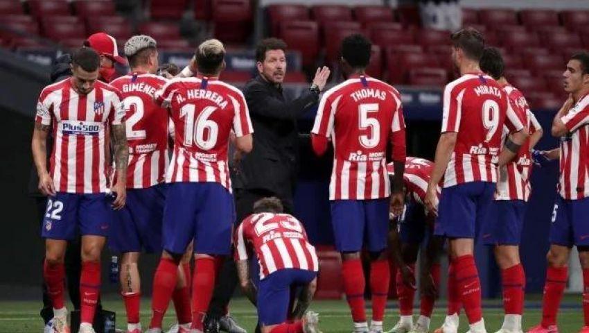 ليلة الأبطال   مفاجآت أتليتكو مدريد تصطدم بطموح لايبزيج