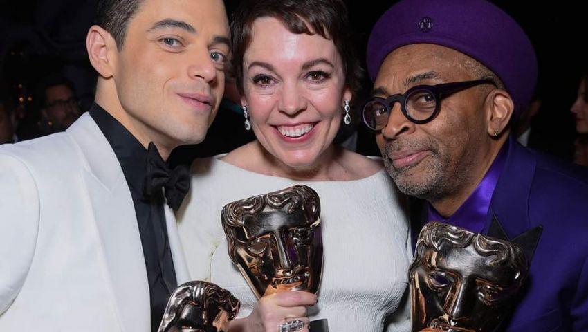 القائمة الكاملة لجوائز بافتا 2019.. هذا الفيلم يتصدر بـ7 جوائز