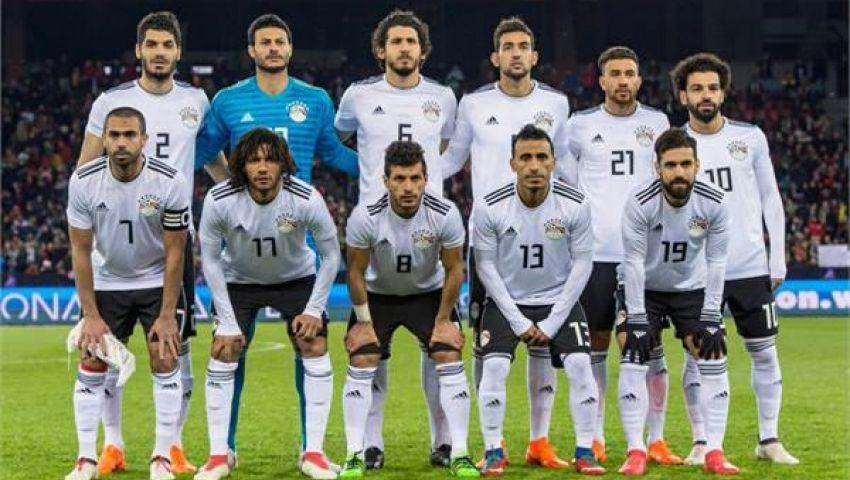 تعرف على قائمة منتخب مصر الأقرب في بطولة كأس الأمم الإفريقية