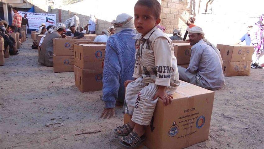 مسؤول أممي: لم نتلق سوى 7% من المساعدات الإنسانية المطلوبة لليمن