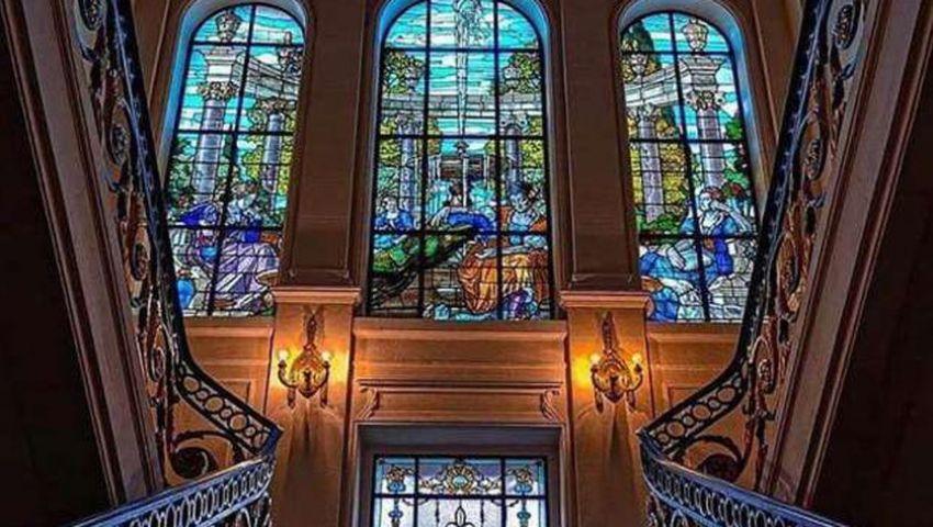 بالصور| قصر عائشة فهمي.. الفنون شرقا وغربا «تعانق» النيل