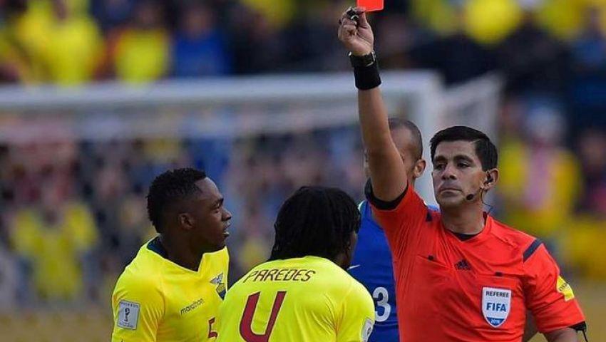 فيديو| حكم مباراة مصر وروسيا.. احذروا البطاقة الحمراء