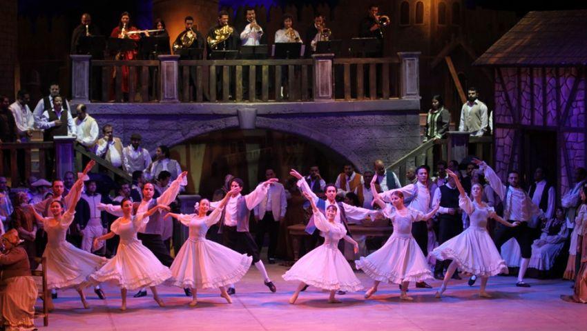 4 حفلات لأوبرا «أكسير الحب» على المسرح الكبير