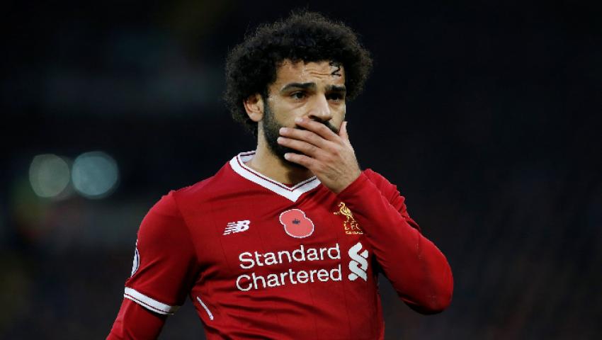 محمد صلاح السادس في قائمة أفضل لاعبي أوروبا