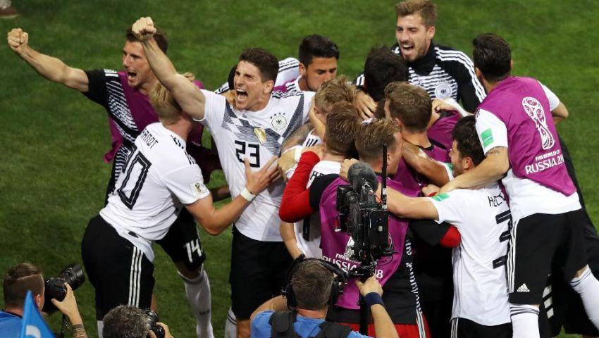 حتى لو فازت في الجولة الأخيرة..  ألمانيا قد تودع مونديال روسيا