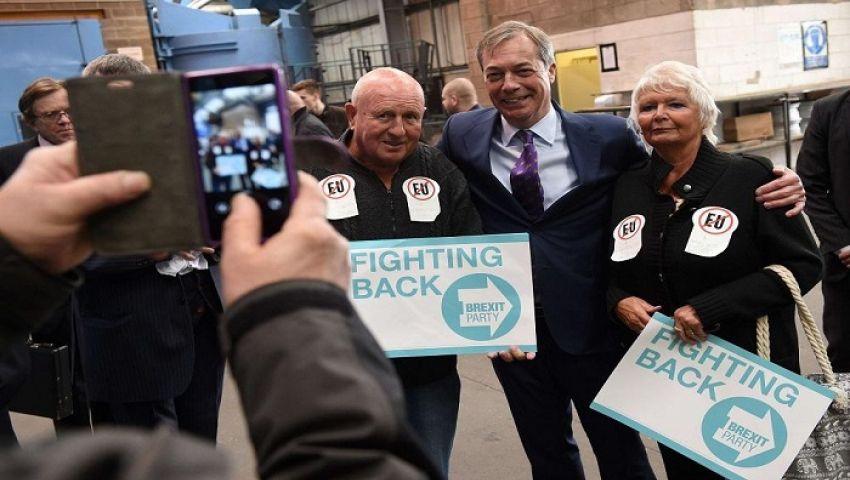 في بريطانيا.. حزب بريكست يطلق حملته لانتخابات البرلمان الأوروبي