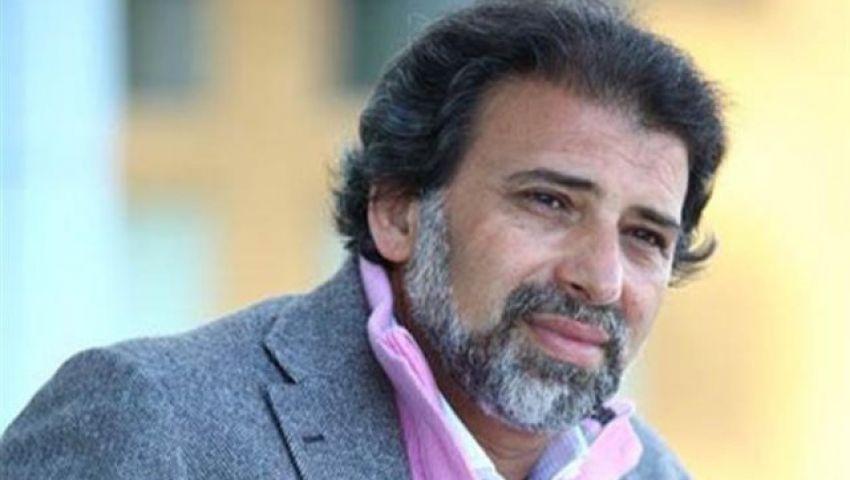 حقيقة سفر خالد يوسف لفرنسا.. والمخرج: هناك حملة  لتشويهي