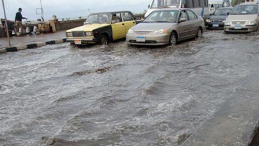 رياح شديدة وأمطار.. الإسكندرية على موعد مع نوة المكنسة منتصف نوفمبر