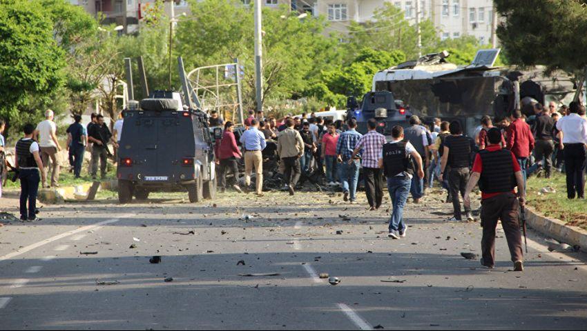فيديو: في ديار بكر.. الإرهاب يضرب تركيا مجددًا
