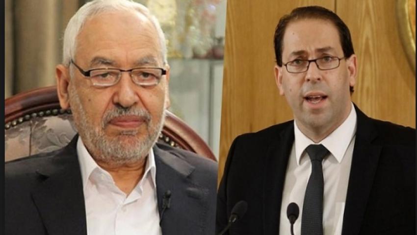 بعد تصريحات الغنوشي.. هل تدعم النهضة الشاهد في رئاسة تونس؟