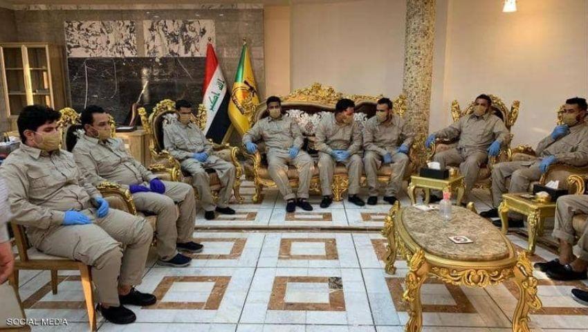محللون: إطلاق عناصر « كتائب حزب الله» كشف ضعف الكاظمي