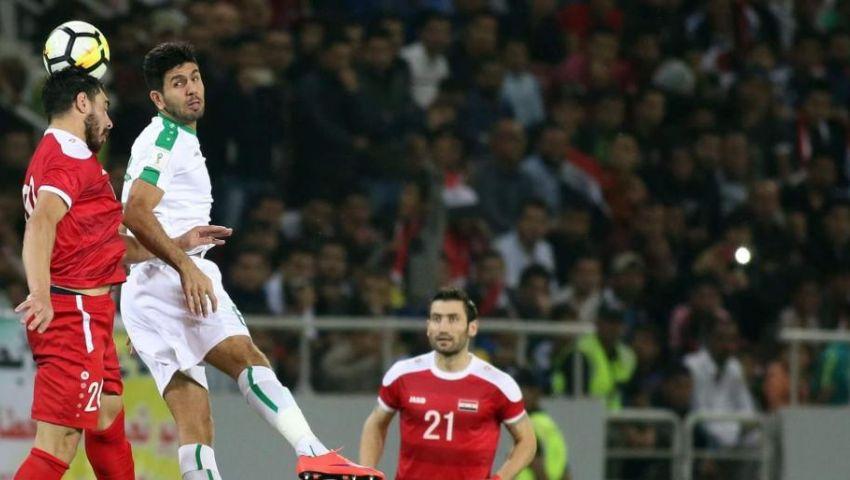 فيديو  في افتتاح بطولة الصداقة.. العراق يفوز على سوريا
