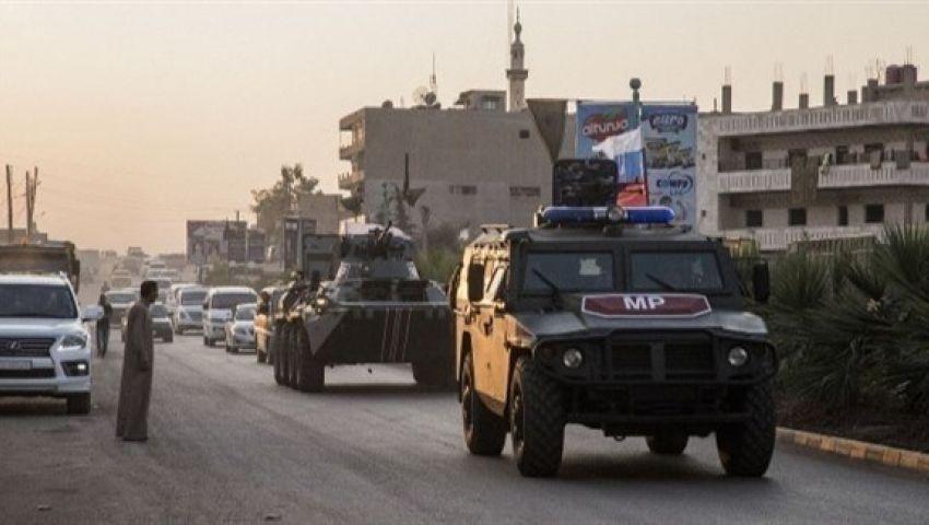 تركيا وروسيا تبدآن الدوريات المشتركة في  شمال سوريا.. الجمعة