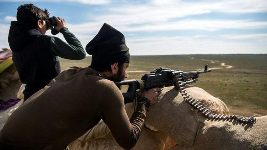 الفرنسية: داعش في الكيلو الأخير.. والقيادة أجنبية
