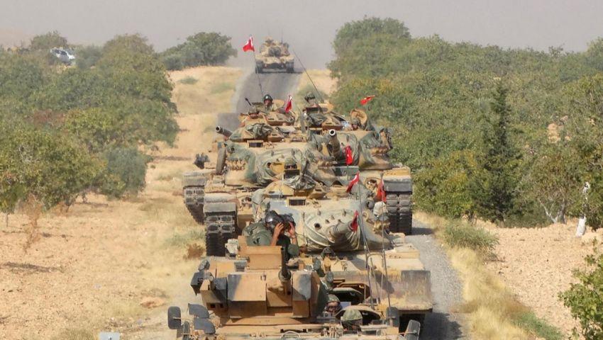 دقت ساعة الصفر| بدء العملية العسكرية شمالي سوريا.. ماذا تعرف حتى الآن؟