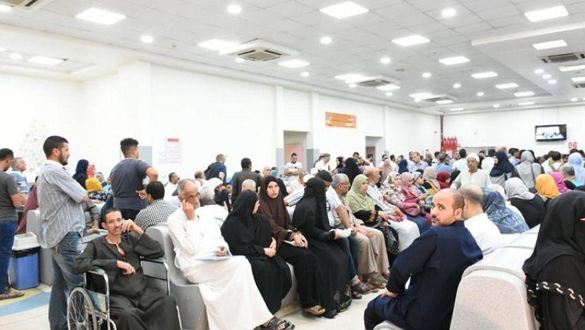 بالصور| رئيس جامعة القاهرة: معهد الأورام يستقبل مرضاه بكامل طاقته