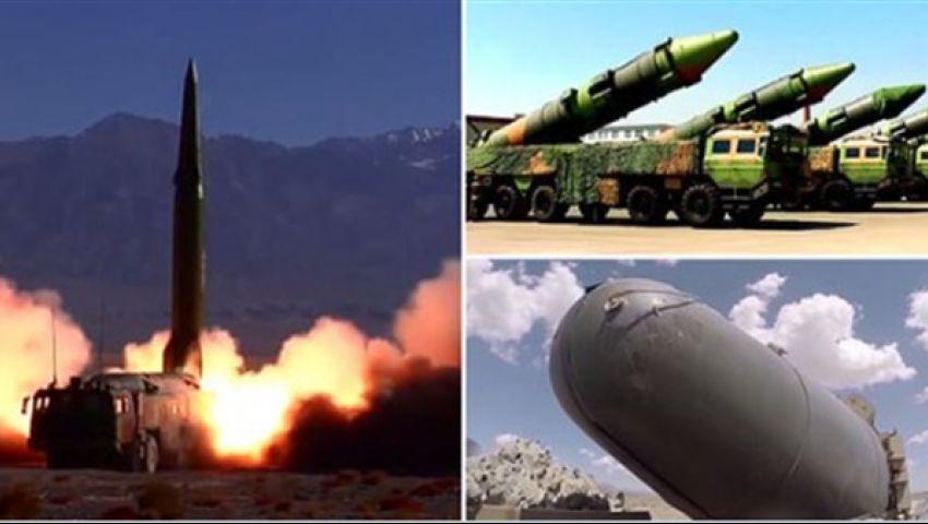 يصل للندن وأمريكا  بـ «الصواريخ الباليستية».. الصين تتحدى العالم