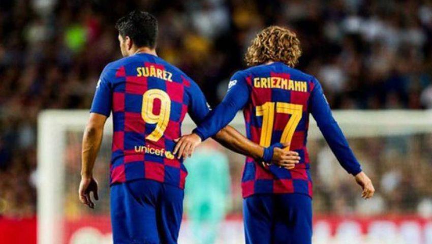 إنفوجراف| تشكيل برشلونة أمام دورتموند في دوري أبطال أوروبا
