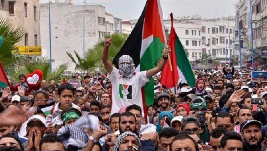 فيديو| انتفاضة مغربية على صفقة القرن
