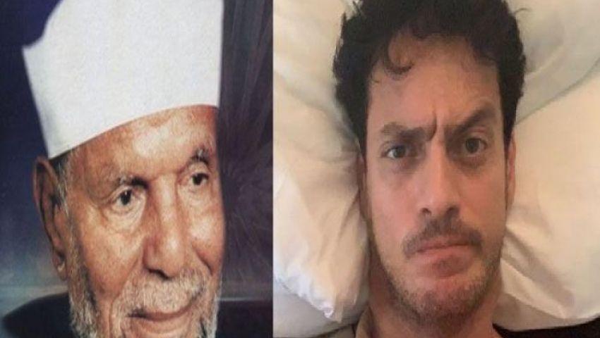 بعد أسما شريف منير.. هجوم «تويتري» على خالد أبو النجا بسبب الشيخ الشعراوي