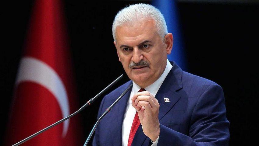 يلدريم: انتقال تركيا للنظام الرئاسي يحقق الاستقرار السياسي