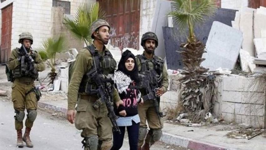 شئون الأسرى: الاحتلال اعتقل 17 ألف امرأة فلسطينية منذ 1967