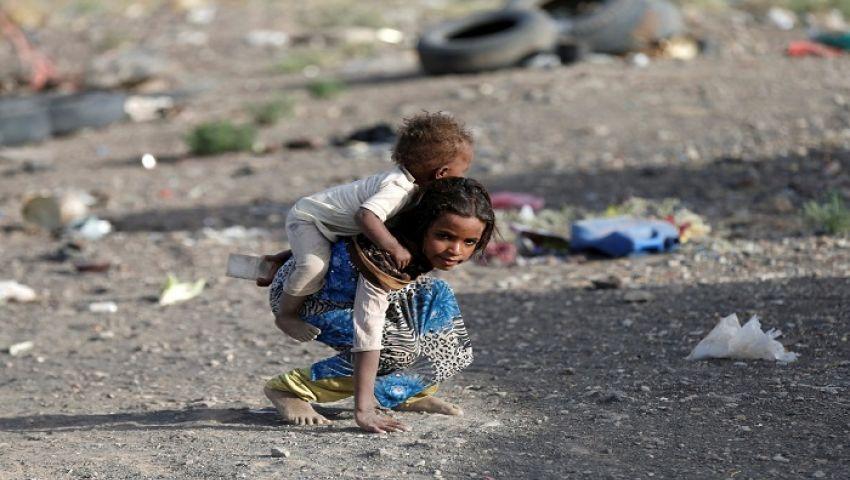 منظمة إغاثة دولية تكشف عدد النازحين في اليمن منذ اتفاق السويد