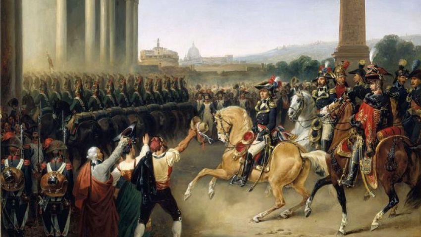 بالفيديو  «زي النهاردة» 18 أكتوبر.. الحملة الفرنسية تغادر مصر