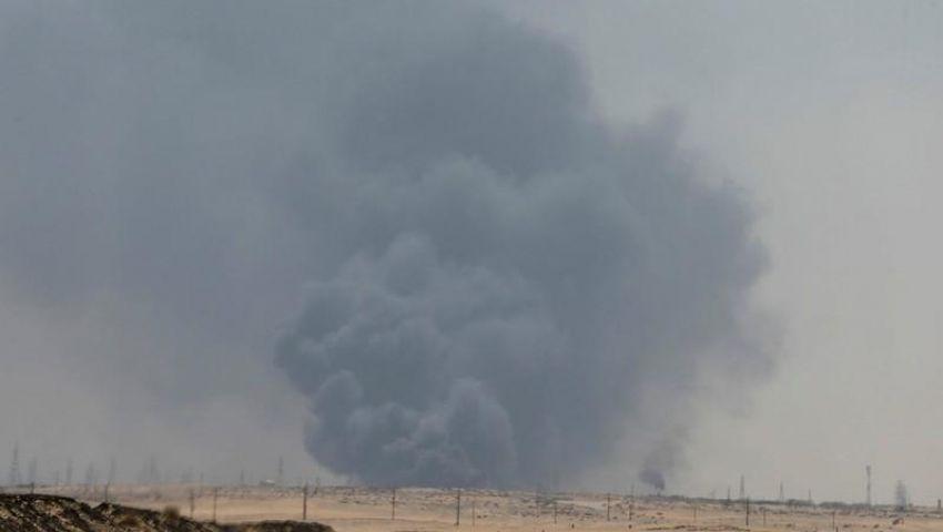تفاصيل الهجوم علىمنشأتي «أرامكو» بالسعودية.. الحوثي يتبنى و«المملكة» تحقق
