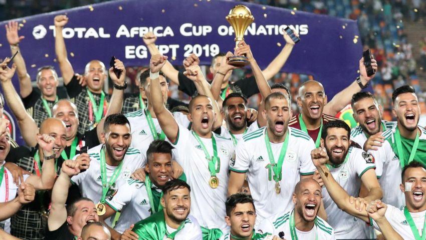 تعرف على سجل المنتخبات الفائزة بأمم أفريقيا