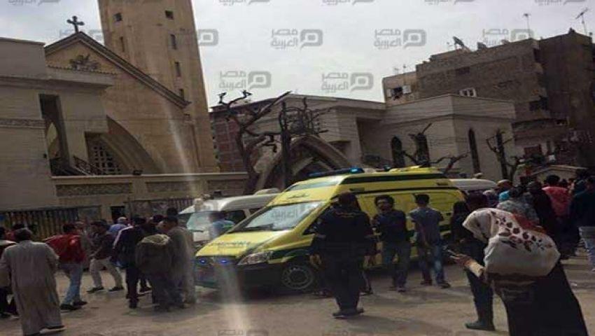 داعش يعلن مسئوليته عن تفجيرات كنائس طنطا والإسكندرية