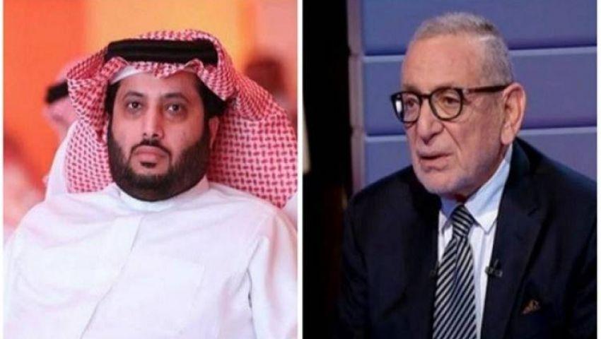 بفيديو عدلي القيعي.. تركي آل الشيخ يثير الجدل