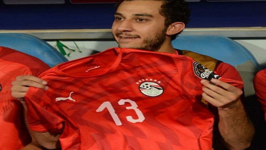 استدعاء أحمد أيمن منصور لمنتخب مصر بدلًا من ظهير الأهلي