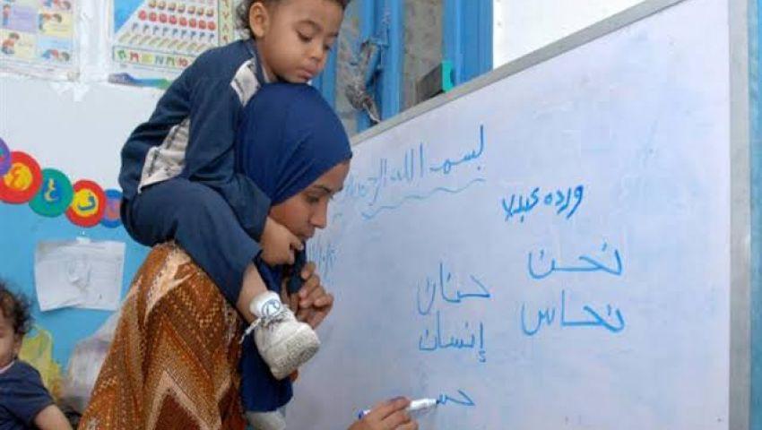 الجامعات تتسابق لمحو أمية المصريين.. 350 جنيها على كل مواطن