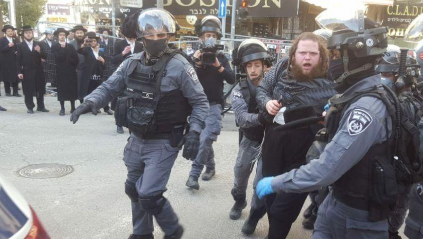فيديو.. هكذا يتعامل المتشددون اليهود مع كورونا