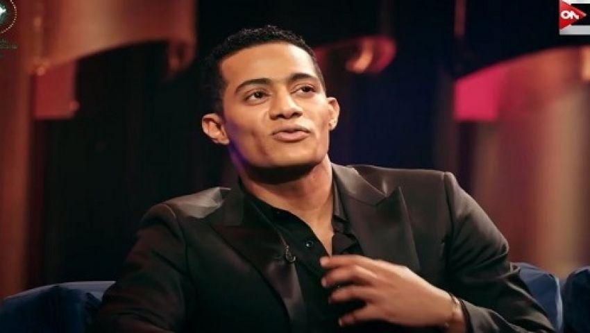 بالفيديو| محمد رمضان: لا أريد إدخال  أولادي التمثيل