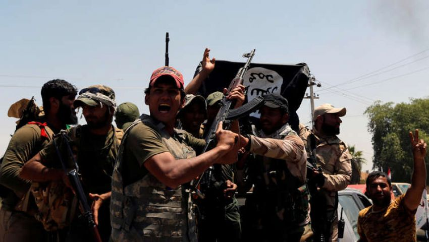 فيديو| داعش يعلن عن ولاية جديدة بعد خسائره في سوريا والعراق