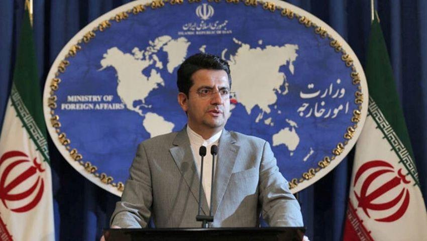 دون تحديد اسمها.. خارجية طهران: الهجوم على الناقلة الإيرانية نفذته دولة سيتم الرد عليها
