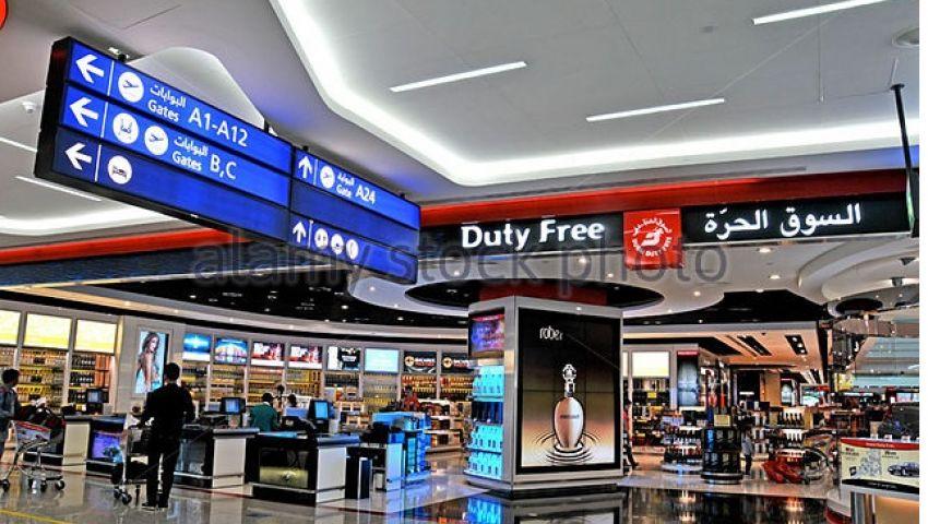 2 مليون دولار خسائر أسواق دبي الحرة بعد حظر الإلكترونيات