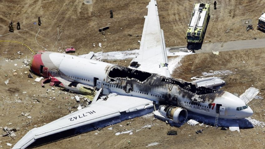 روسيا تنهي تحقيقات تحطم «بوينج 737».. تصرفات خاطئة أحدثت الكارثة