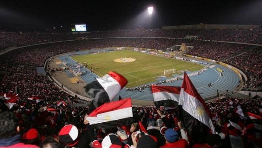 إنفوجراف  التشكيل الأفضل لمنتخب مصر في أمم إفريقيا