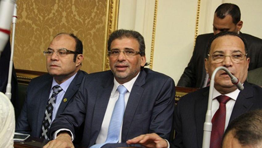 بعد الموافقة على قانون الهيئة الوطنية للانتخابات.. خالد يوسف: كسبنا معركة مهمة