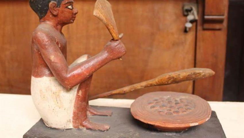 بالصور| المتحف المصري الكبير يستقبل 153 قطعة أثرية جديدة